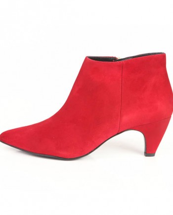 Botín Mujer Red Ante Angari Shoes.